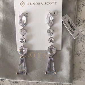 Kendra Scott wedding earring collection